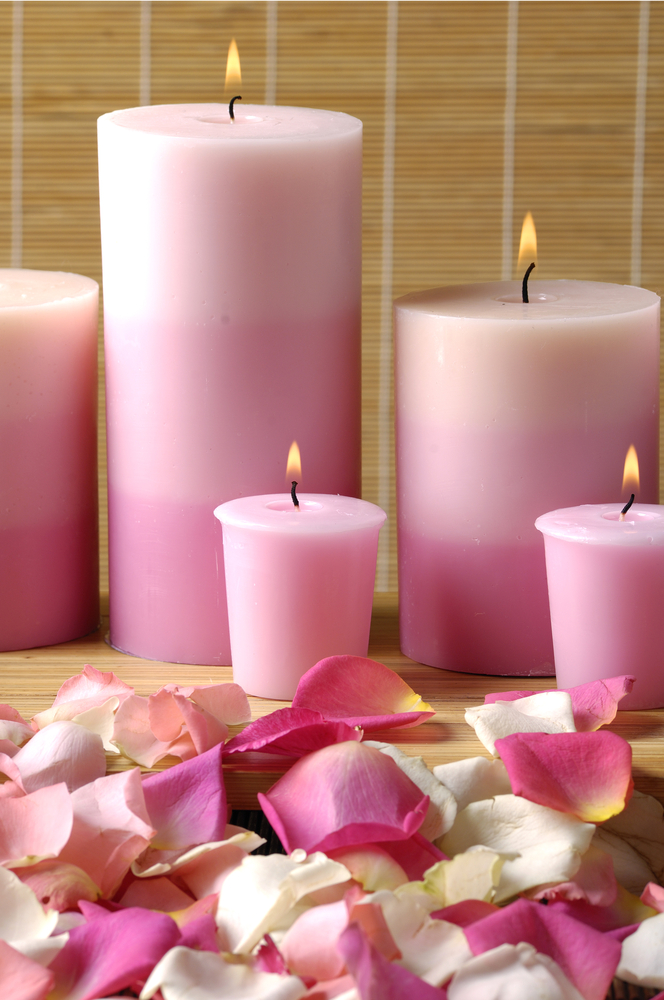Spring Scented Candles